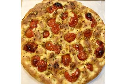 Focaccia (Tomato)