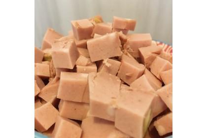 Mortadella Cubes (RM90/kg)