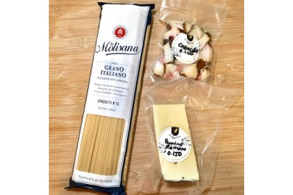 Spaghetti alla Carbonara Kit