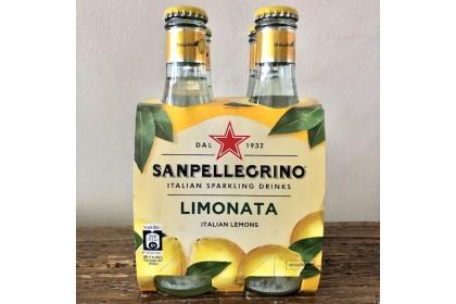 Sanpellegrino Limonata (200ml x 4)
